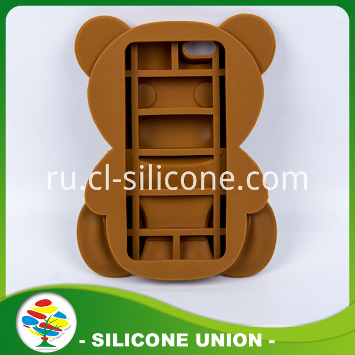 Little Bear Silicone Cellphone Case